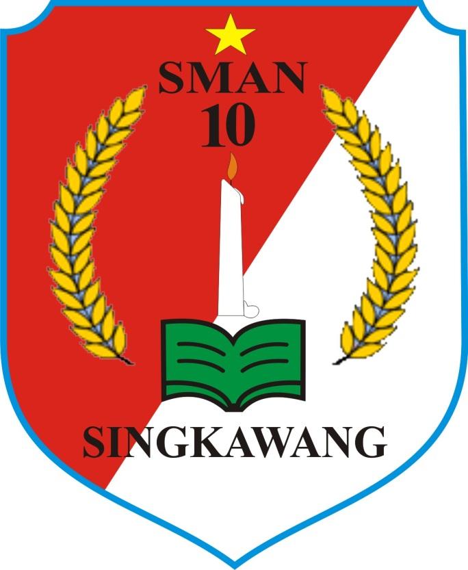 Logo SMAN 10 Singkawang